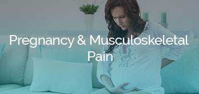 pregnancy musculoskeletal pain