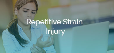 Physiotherapy Treatment repetitive-strain-injury
